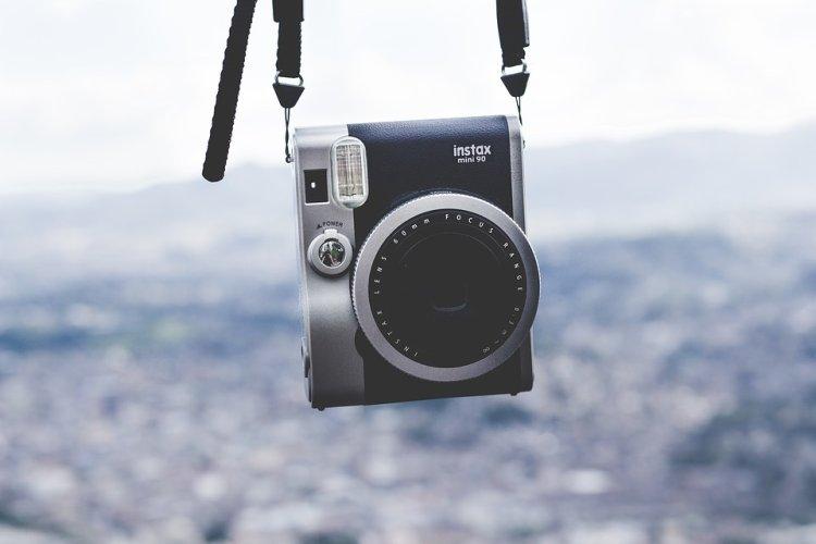 Sofortbildkamera von Instax