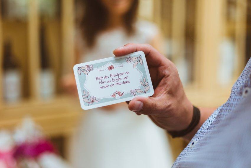 Rubbellose Hochzeit Aufgaben