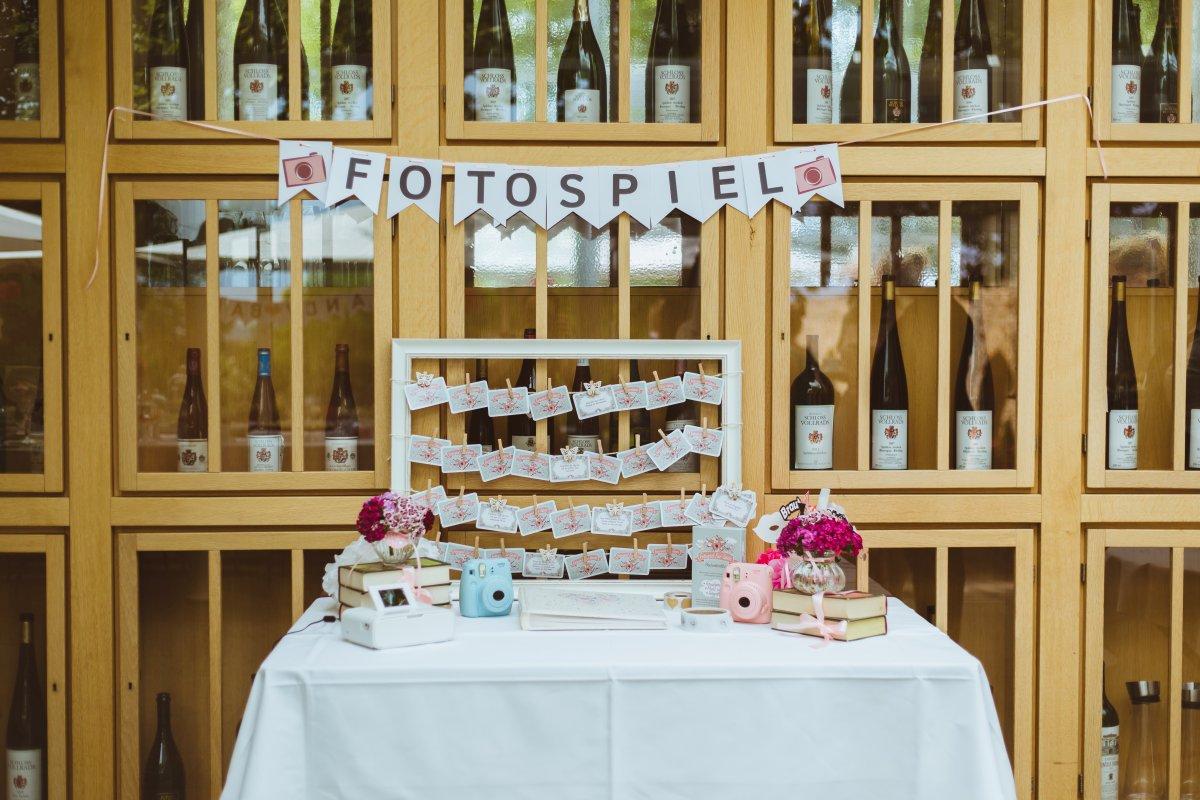 Kreatives Fotospiel Fur Hochzeitsgaste Mit 50 Aufgaben
