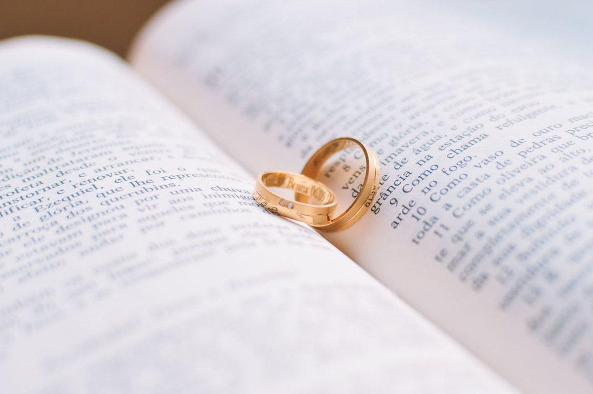 Buch mit Lesungen zur Hochzeit / Trauung
