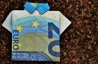 Geschenktipp: Geld falten