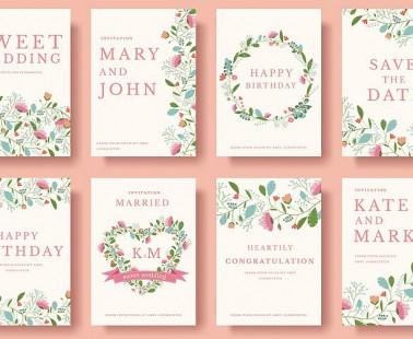 10% Rabatt: Hochzeitskarten online selbst gestalten