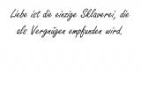 Liebe ist die einzige – George Bernard Shaw