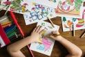 Kostenlose Malvorlage: Malbuch mit Hochzeitsmotiven für Kids